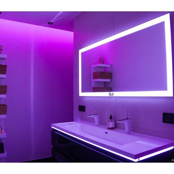 salle de bains spas dmonstration ingwiller energie concept - Domotique Salle De Bain