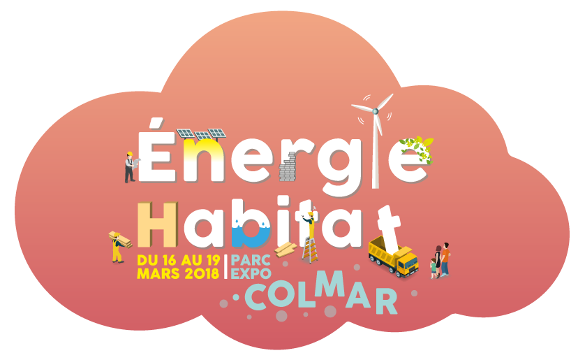 salon nergie habitat de colmar du 16 au 19 mars energie concept. Black Bedroom Furniture Sets. Home Design Ideas