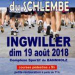 Ingwiller foulees du schlembe 2018